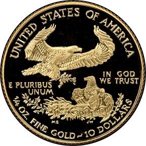 1997 W EAGLE G$10 PF reverse