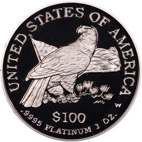 2003 W EAGLE P$100 PF reverse
