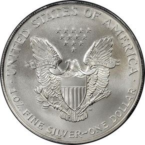 1996 EAGLE S$1 MS reverse