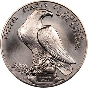 1984 P OLYMPICS S$1 MS reverse