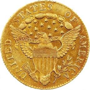 1804 14 STARS REV BD-2 $2.5 MS reverse