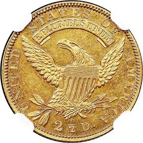 1829 BD-1 $2.5 MS reverse