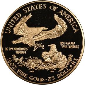 2006 W EAGLE G$25 PF reverse