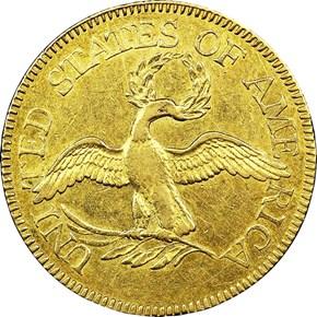 1796/5 BD-1 $5 MS reverse