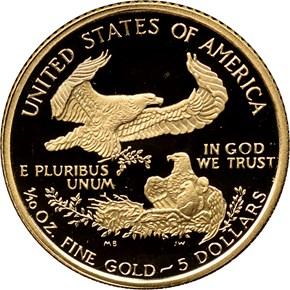 1997 W EAGLE G$5 PF reverse