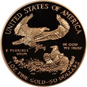 1999 W EAGLE G$50 PF reverse