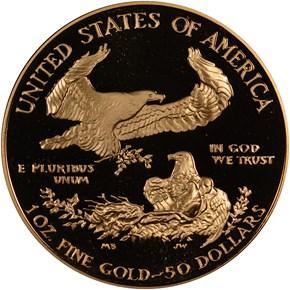 1991 W EAGLE G$50 PF reverse