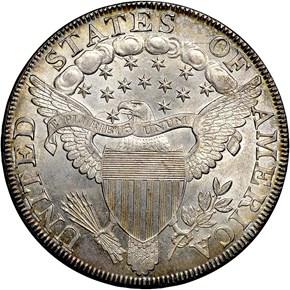 1801 S$1 MS reverse