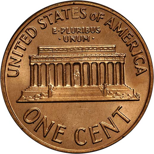 1972 D Lincoln Cent NGC MS 66 RD