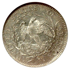 1797 16 STARS JR-1 10C MS reverse