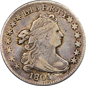 1801 10C MS obverse