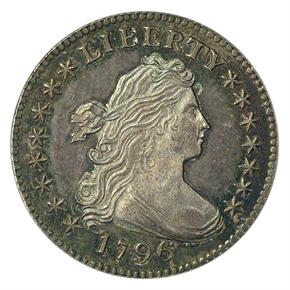 1796 10C SP obverse