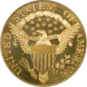 1804 PLAIN 4 BD-2 $10 PF reverse