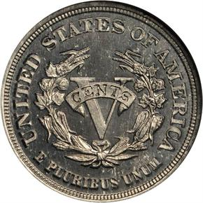 1883 J-1719 5C PF reverse