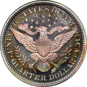 1898 25C PF reverse