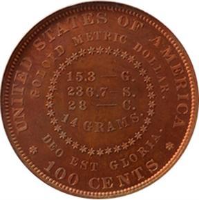 1879 J-1628 S$1 PF reverse