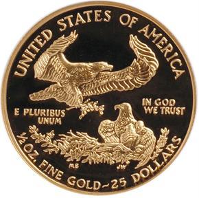 1999 W EAGLE G$25 PF reverse