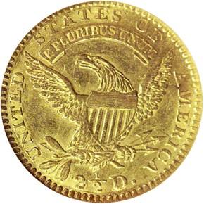 1827 BD-1 $2.5 MS reverse