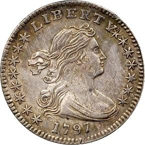 1797 H10C MS obverse