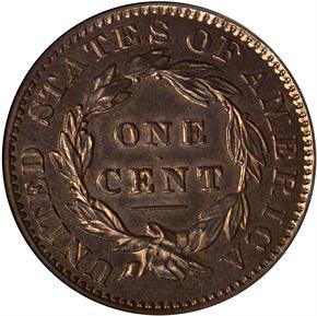 1834 1C PF reverse