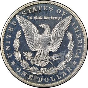 1903 $1 PF reverse