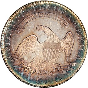 1821 50C PF reverse