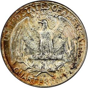 1952 S 25C MS reverse