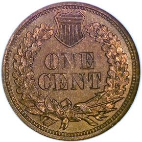 1866 1C PF reverse