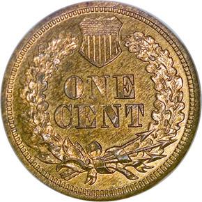 1868 1C PF reverse