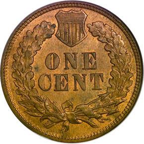 1889 1C MS reverse