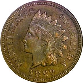 1889 1C PF obverse