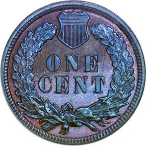 1892 1C PF reverse