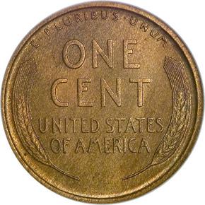 1909 LINCOLN 1C PF reverse