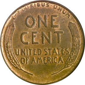 1911 S 1C MS reverse
