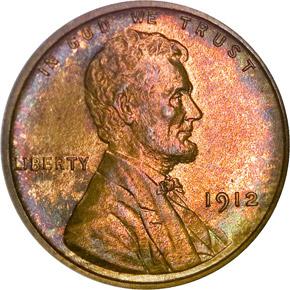 1912 1C PF obverse