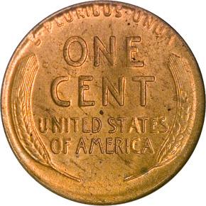 1915 D 1C MS reverse