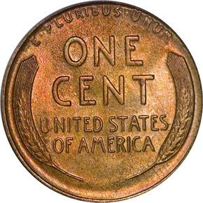 1929 D 1C MS reverse