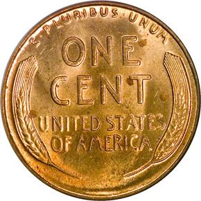 1929 S 1C MS reverse