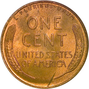 1936 D 1C MS reverse