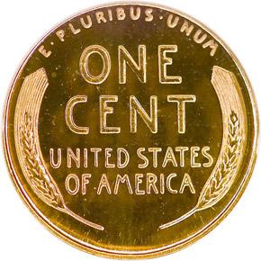 1937 1C PF reverse