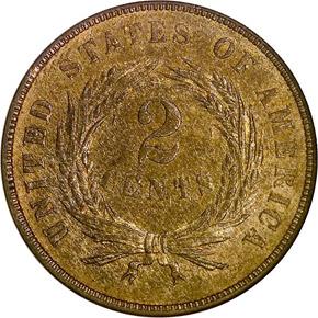 1866 2C MS reverse