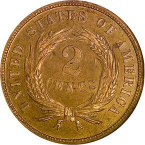 1868 2C PF reverse