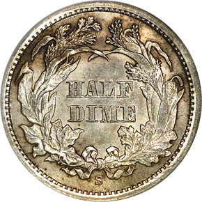 1863 S H10C MS reverse