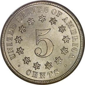 1870 5C MS reverse