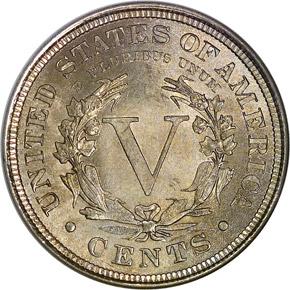 1901 5C MS reverse