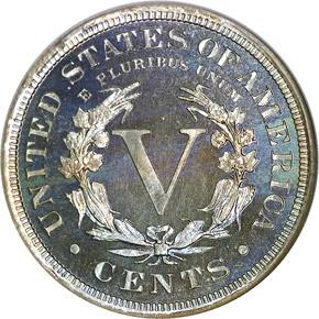 1908 5C PF reverse