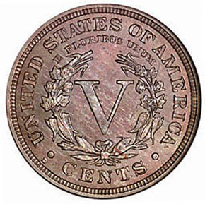 1912 D 5C MS reverse