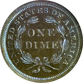 1842 10C PF reverse