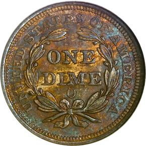 1852 O 10C MS reverse