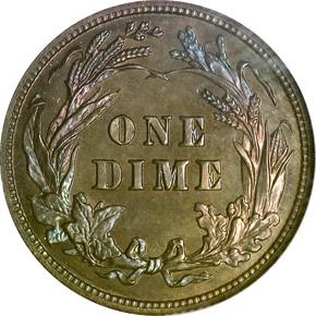 1908 10C PF reverse